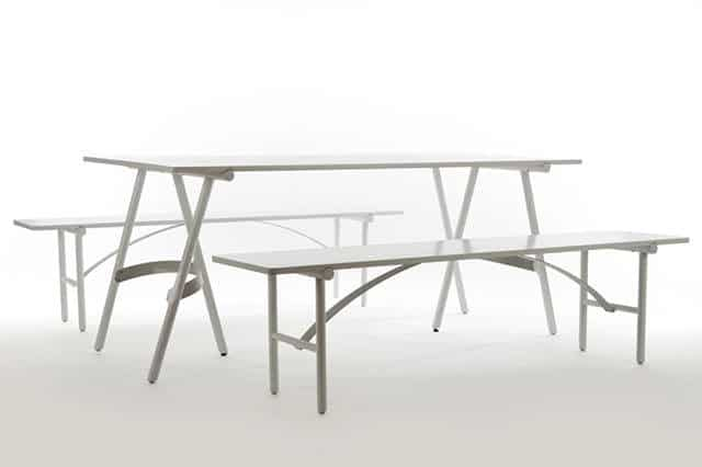 Bow Furniture Series by Benjamin Hubert