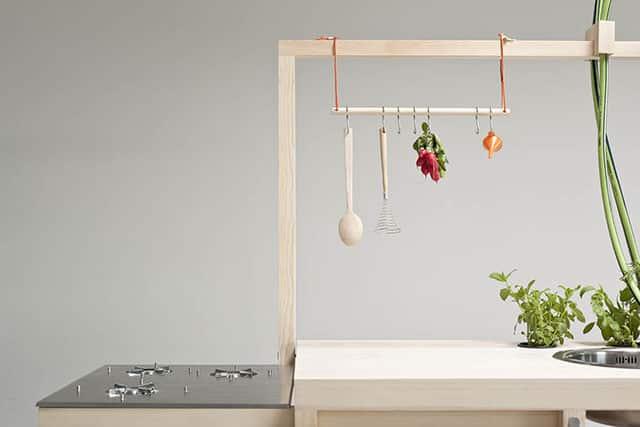 Mobile Kitchen by Ania Rosinke and Maciej Chmara