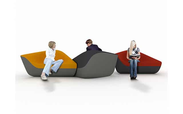 Seating Stones by UNStudio