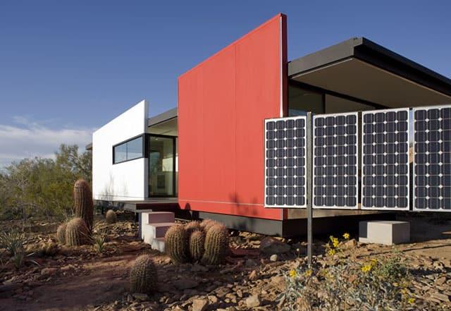The Taliesin Mod.Fab House