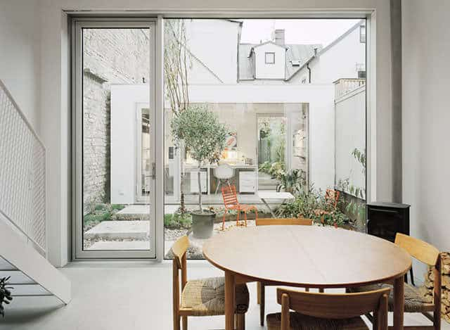 The Townhouse by Elding Oscarson