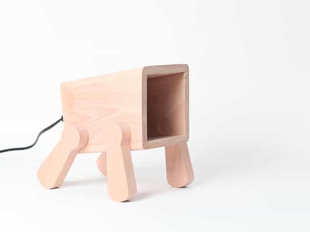Frank Desk Lamp by Pana Objects