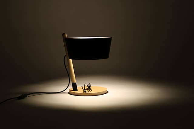 Ka S Table Lamp by Woodendot