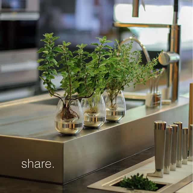 Pod Fogponic Indoor Garden System by Greenfingers