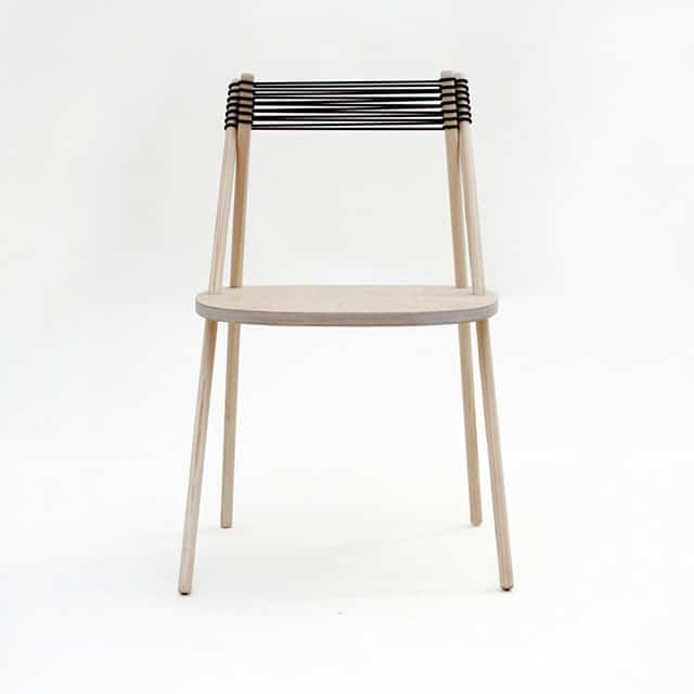 Purist Chair by Elisa Honkanen