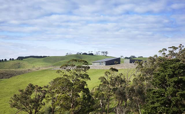 Woolamai House by Kerstin Thompson Architects
