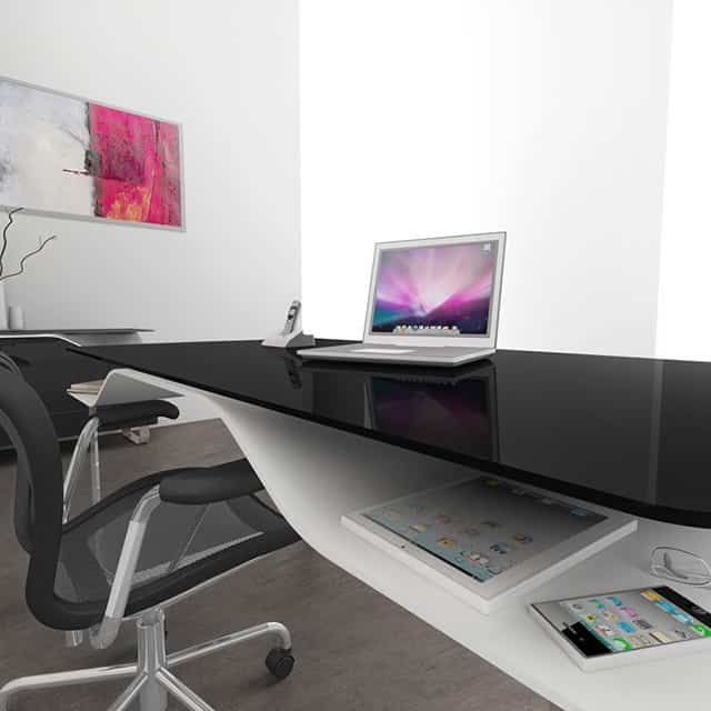 Doble Desk by Studio 06