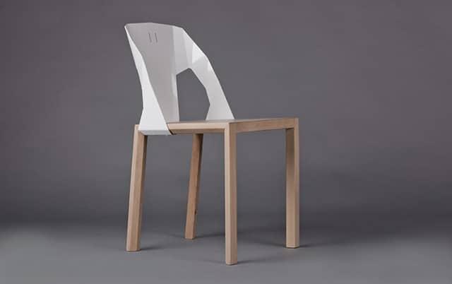 Simone Chair by Wo Mierzwa