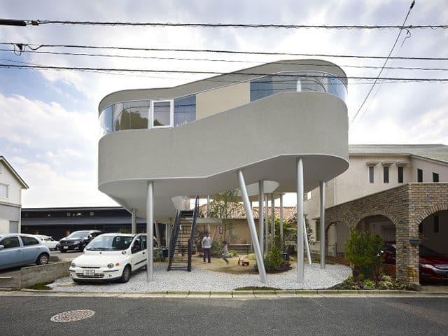 Toda House by Office of Kimihiko Okada