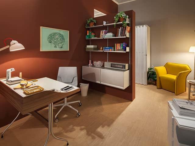 Das Haus - Interiors on Stage by Luca Nichetto