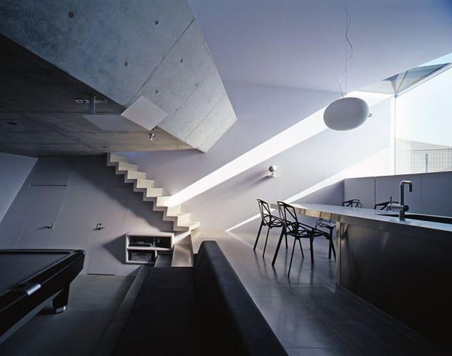 Hall House 1 by Alphaville