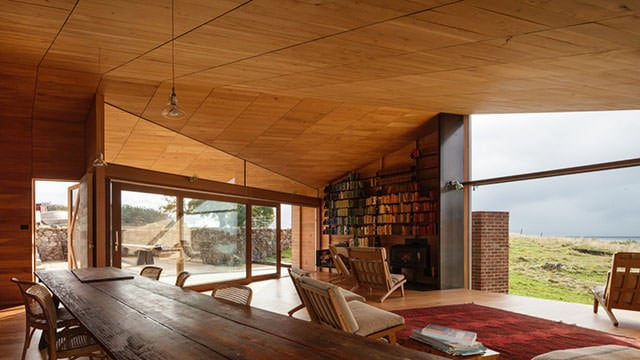 Shearers Quarters by John Wardle Architects
