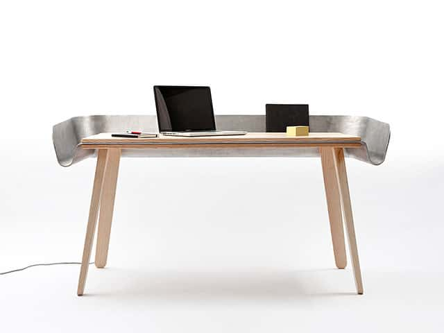 Homework Work Table by Tomas Kral for super-ette