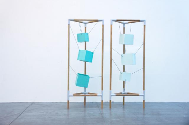 Synapse Storage Cabinet by Alexandra Denton