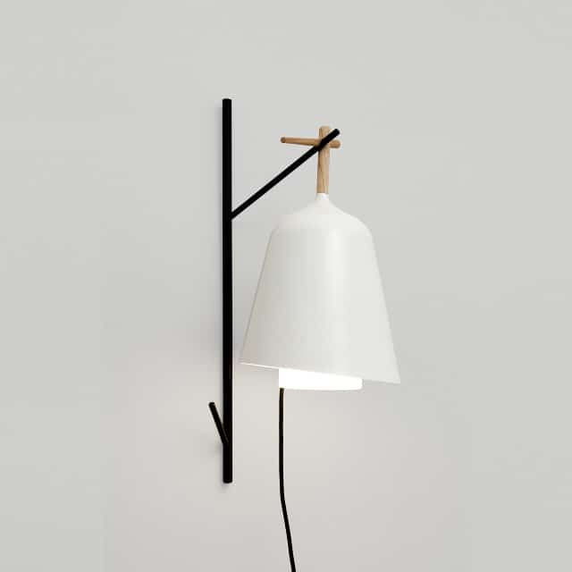 Under My Tree Lamp by Florian Brillet