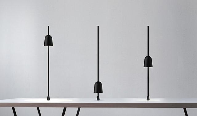 Ascent Table Lamp by Daniel Rybakken for Luceplan