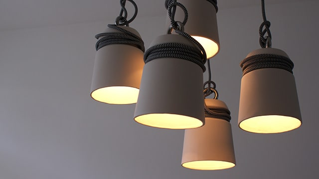 Cable Light by Patrick Hartog