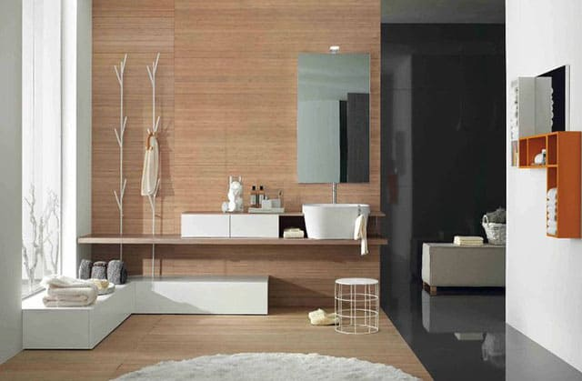 Canestro Bathroom Collection by Novello