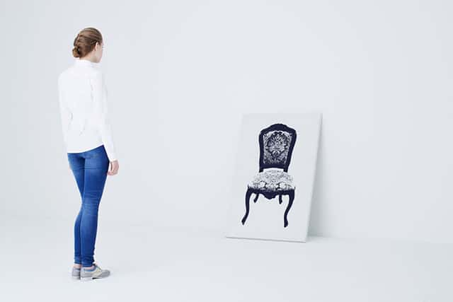 Canvas Chair by YOY