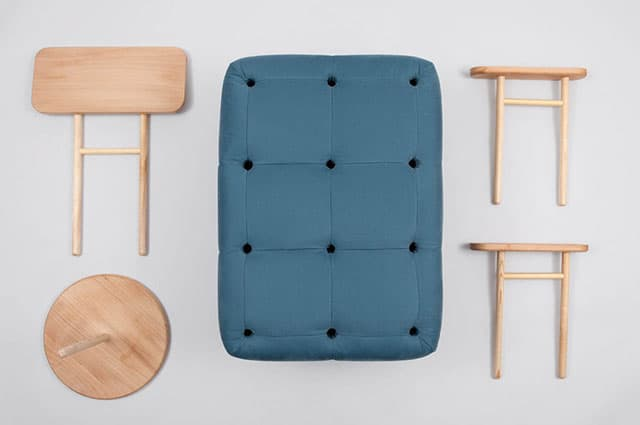 Imboh Chair by Joe Velluto