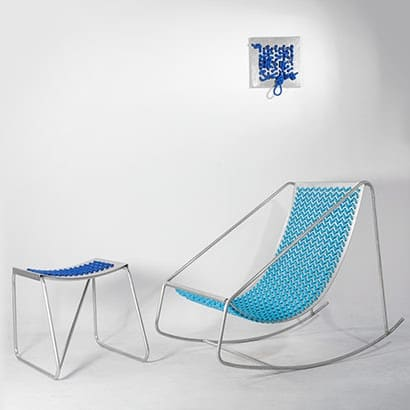 Jangada Furniture Collection by Nicole Tomazi