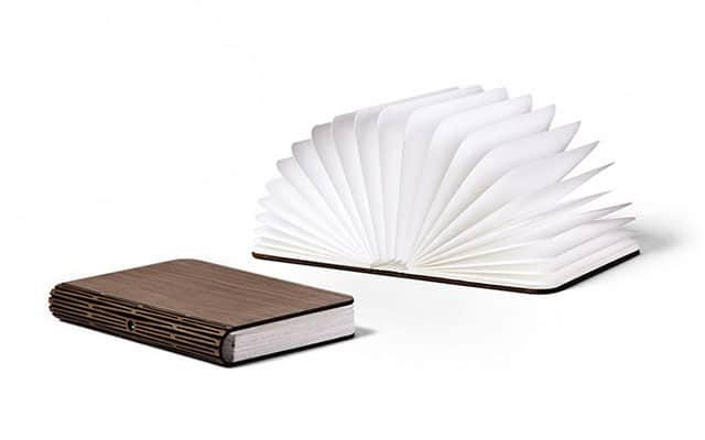 Lumio Book Lamp by Max Gunawan