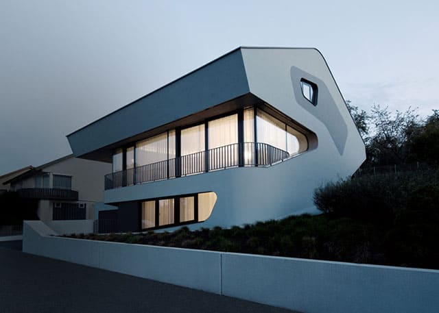 OLS House by J. Mayer H