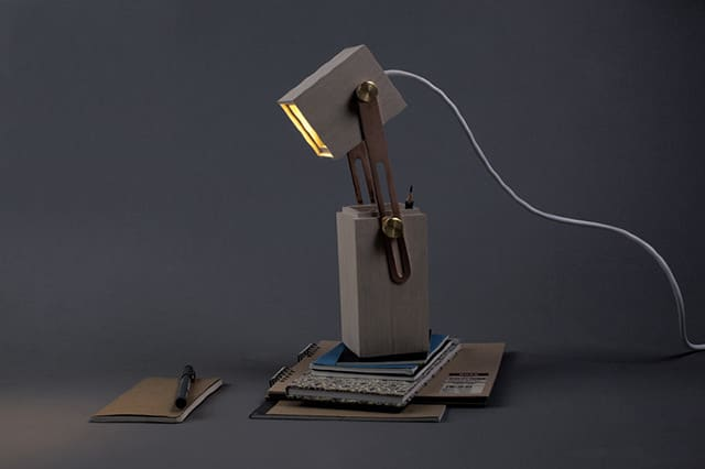 The Pencil Light by Caroline Olsson