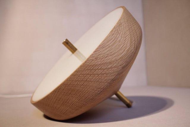 Pirouette Table Lamp by Studio BAAG