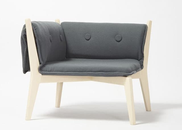 Thursday Chair by Isabel Ahm