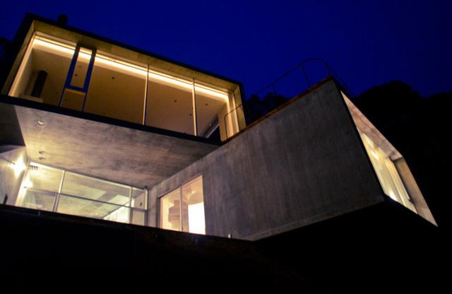 A House in Kisami by Florian Busch Architects