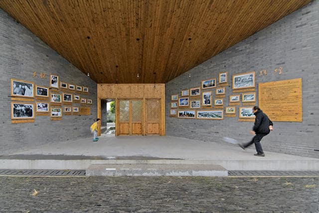 Community Pavilion at Jintao Village by Scenic Architecture
