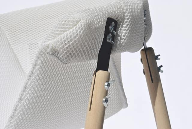 Haze Chair by Florian Schulz