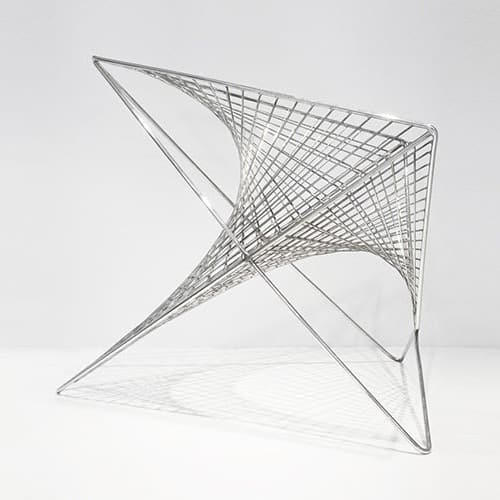 Parabola Chair by Carlo Aiello