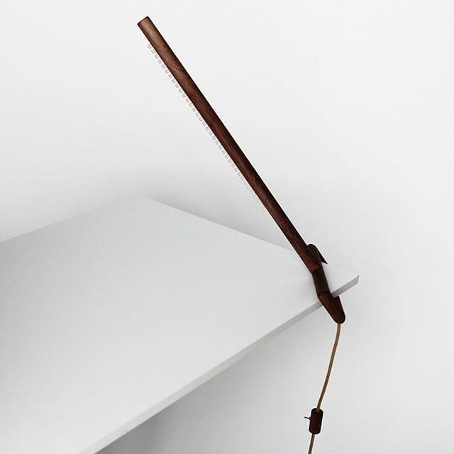 Ugol Table Lamp by Yaroslav Misonzhnikov