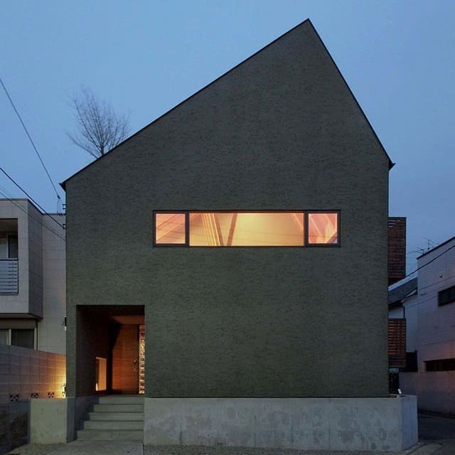 Fukasawa House by MDS
