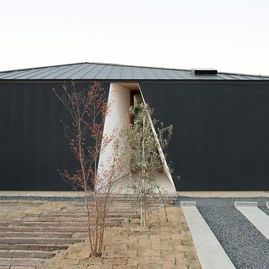 Kiritoushi House by Daisuke Sugawara