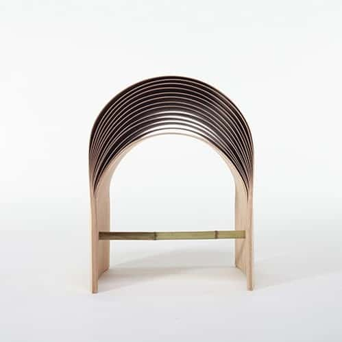 Hangzhou Stool by Min Chen