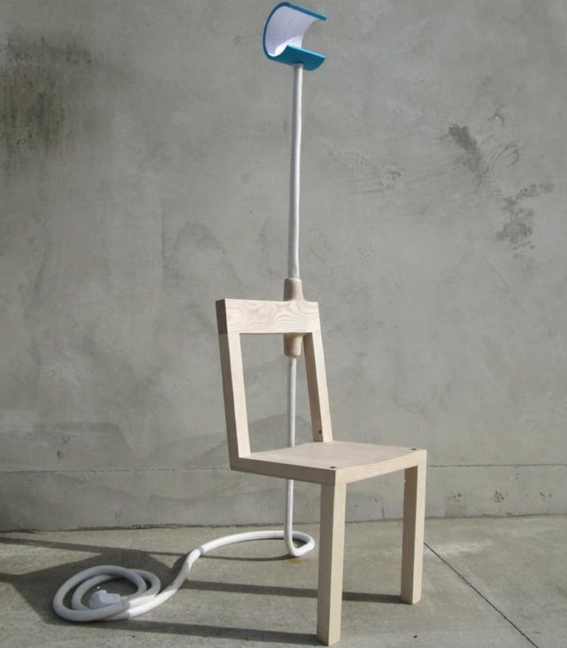 Lambent Chair by Glen Lewis-Steele