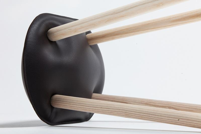 Bloated Stool by Damien Gernay