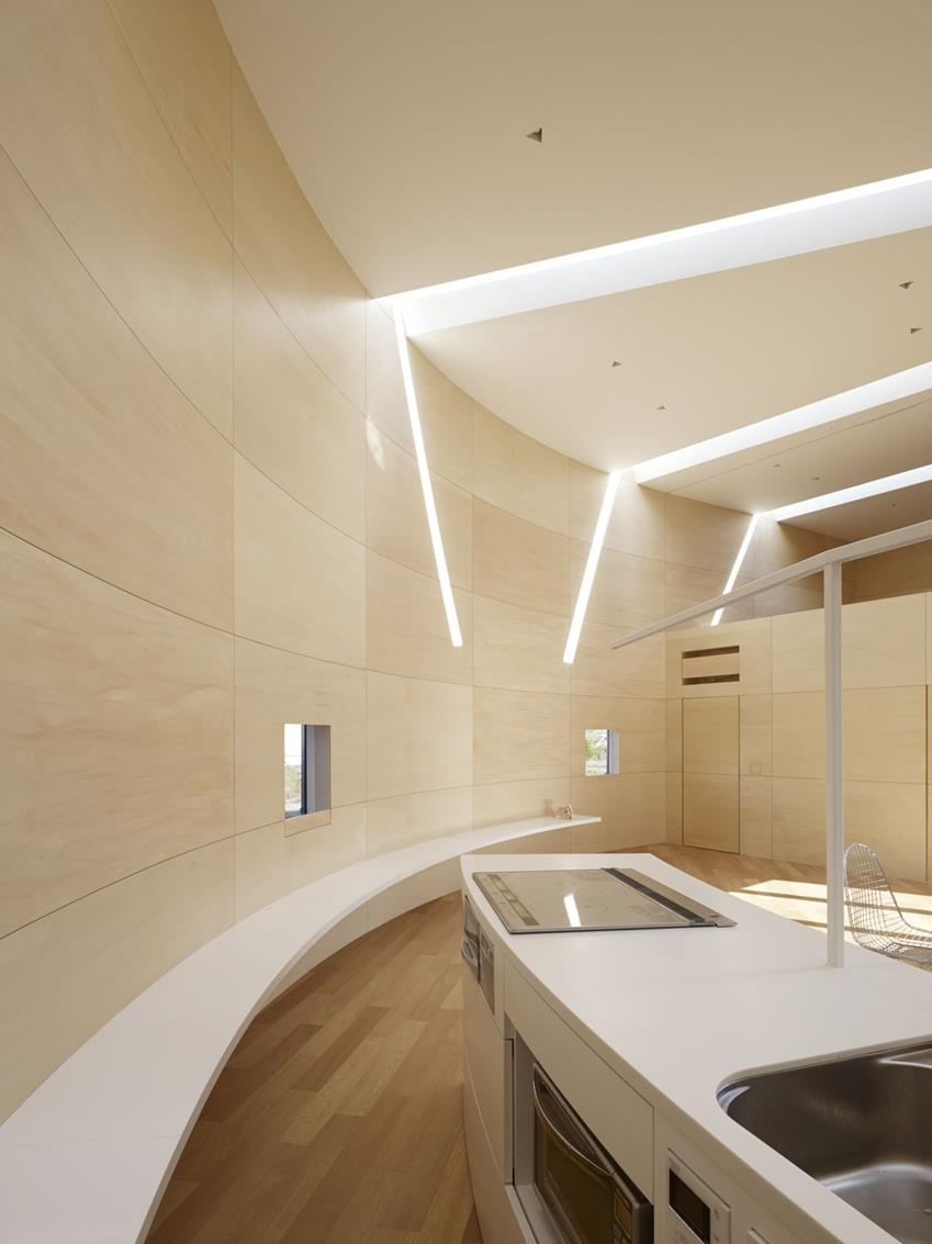 Light Valley House by Future Studio