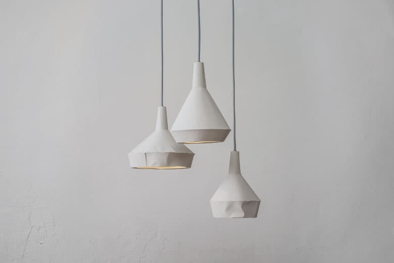 Like Paper Pendant Lamp by Miriam Aust and Sebastian Amelung