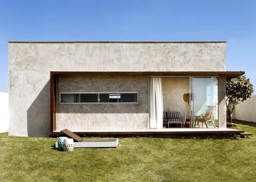 Box House by 1:1 arquitetura-design