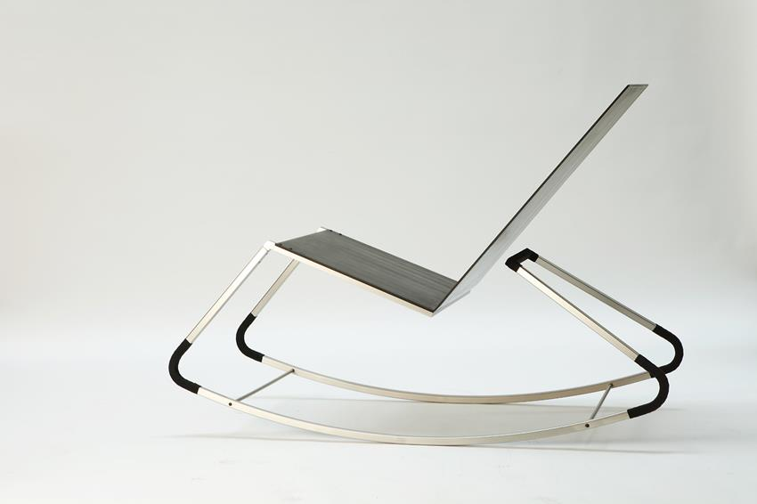Rocking Chair by Clement Diaz