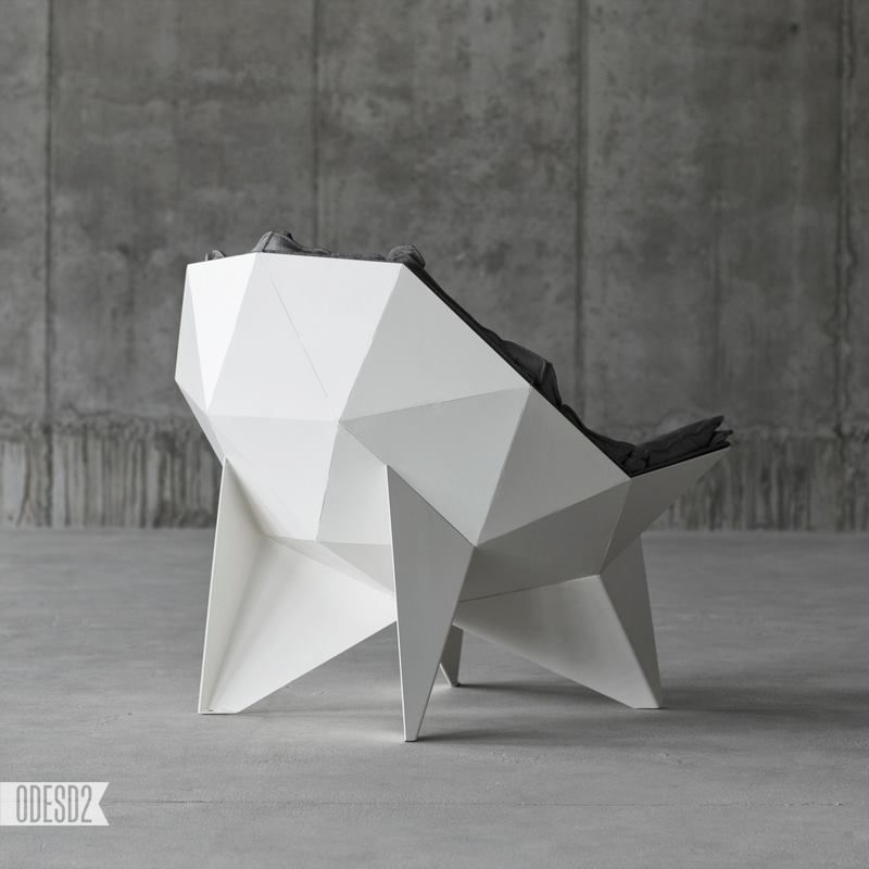 Lounge Chair Q1 by ODESD2
