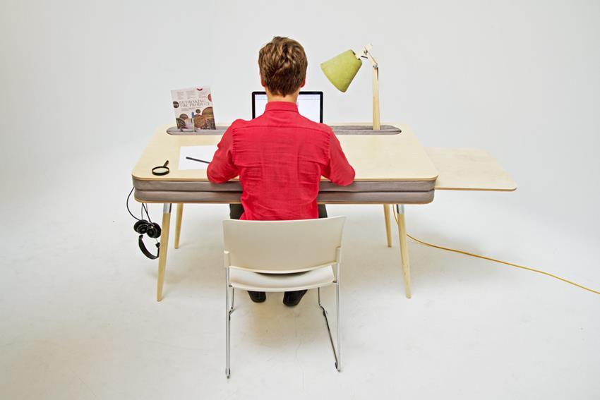Oxymoron Desk by Anna Lotova