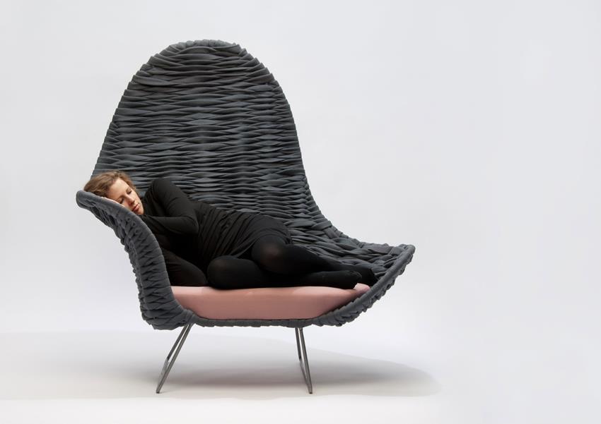 Armin Armchair by Dorothee Mainka