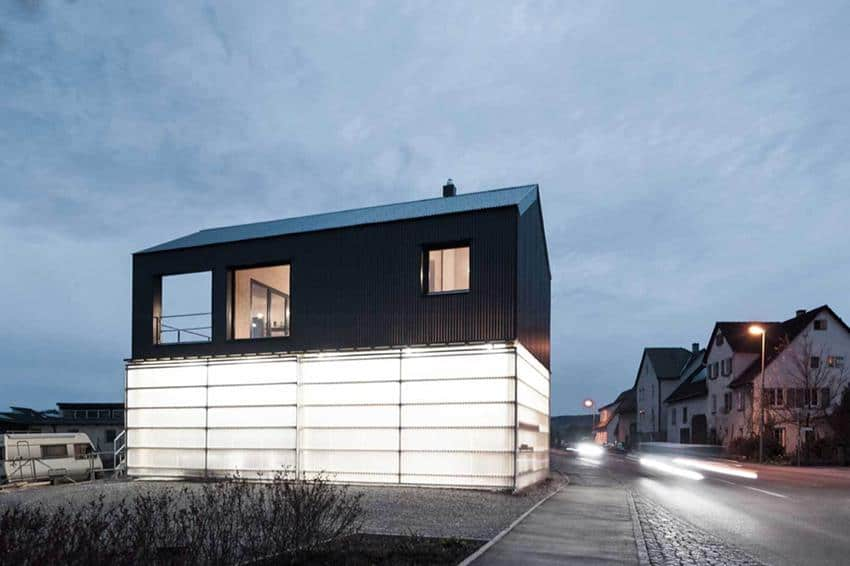 House Unimog by Fabian Evers Architecture & Wezel Architektur