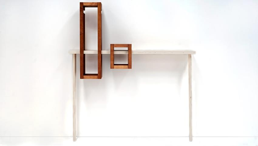 Iggy Console Table by Luca Longu for Formabilio