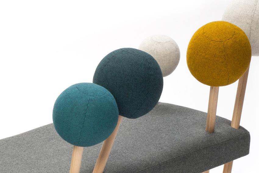 Pinsofa 1 Creative Seating Furniture by Demeter Fogarasi
